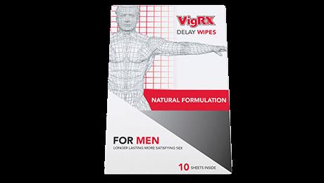 VigRX® Delay Wipes